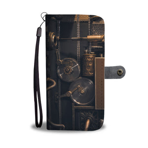 Piston Gear Phone Wallet - Hello Moa