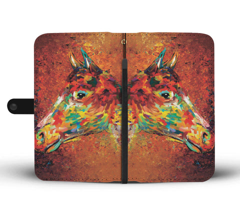 Image of Art Horse Phone Wallet