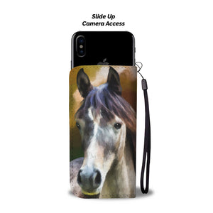 Horse Foal Phone Wallet - Hello Moa