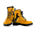 Orange Horse Boots (Women's) - Hello Moa