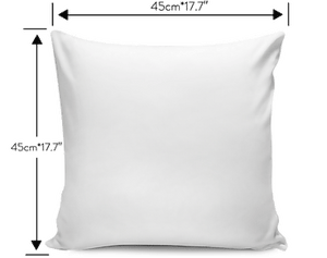 Ink Art Cat Pillow Covers