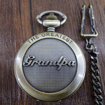 Retro Pocket Watch - Hello Moa