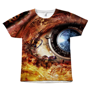 Steampunk Eye Shirt - Hello Moa