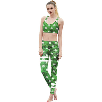 Shamrock Fitness Leggings