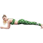 Shamrock Fitness Leggings - Hello Moa