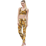 Butterfly Fitness Leggings - Hello Moa