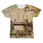 Steampunk Machine Tee - Hello Moa