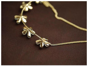 Pretty Flower Necklace - Hello Moa