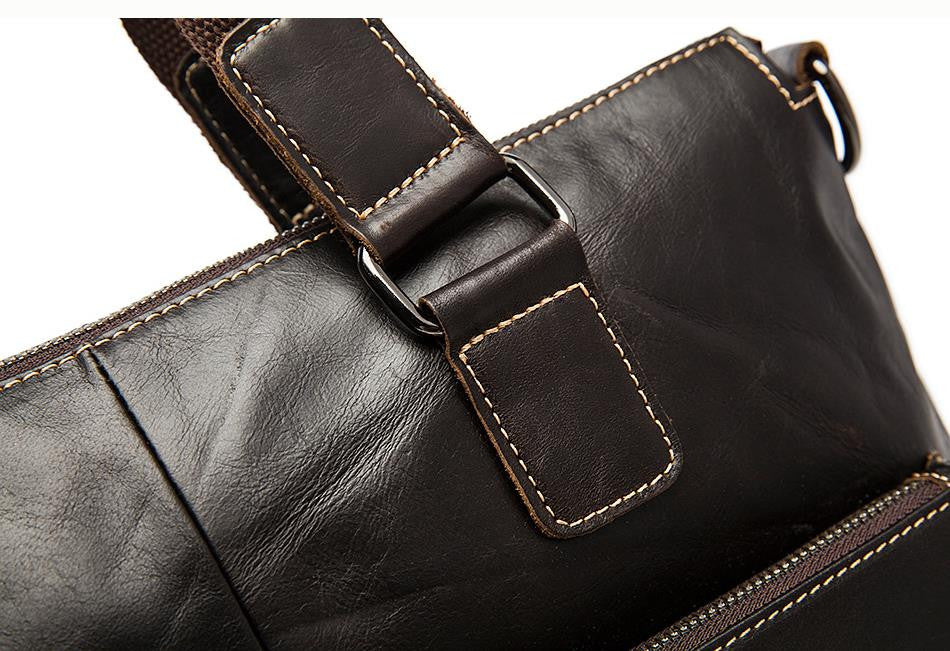 Genuine Leather Briefcase