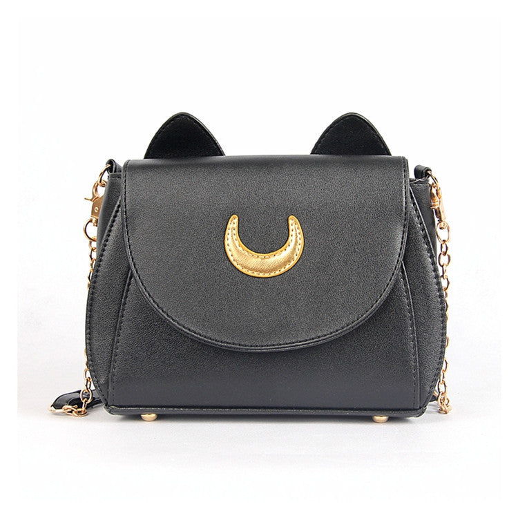 Cute Cat Ears Shoulder Bag