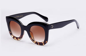 Vintage Big Frame Sunglasses