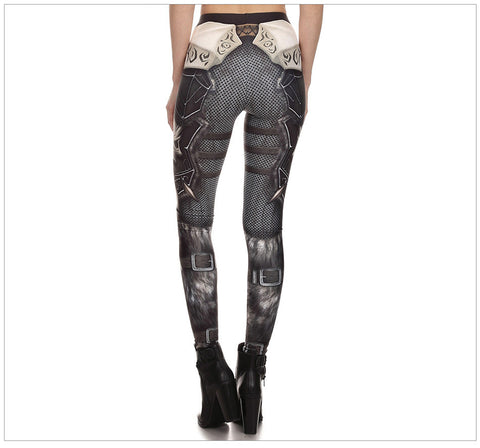 Steampunk Leggings