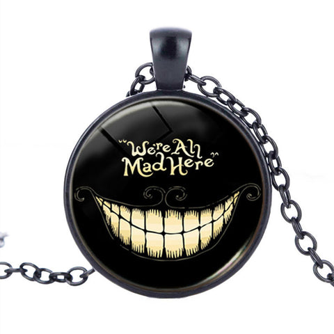 Image of We're All MAD Here Necklaces