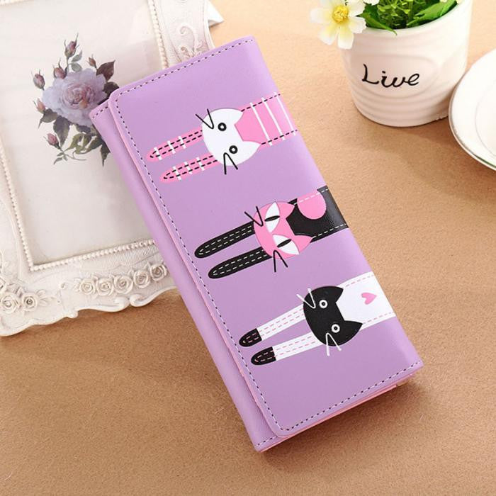 Cute Kitten Wallet