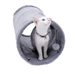 Plush Cat Tunnel - Hello Moa