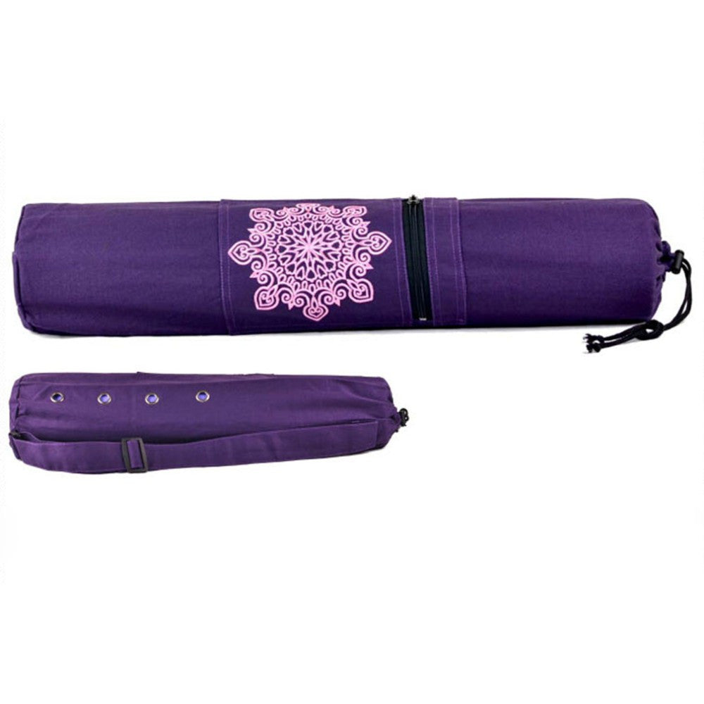 Canvas Yoga Bag - Hello Moa