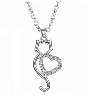 Cat's Meow Necklace - Hello Moa