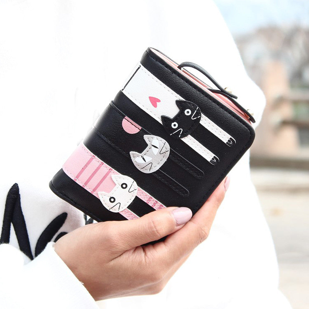 Kitten Mini Purse