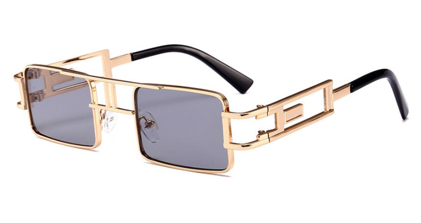 Square Steampunk Glasses