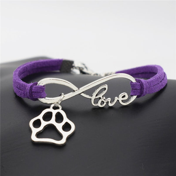 Cat Paw Love Bracelet