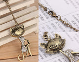 Chic Cat Necklace
