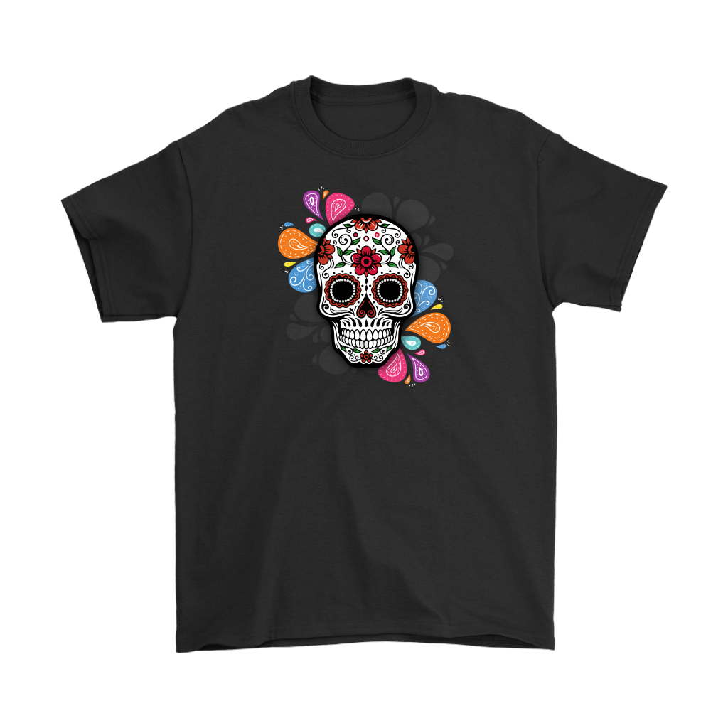 Happy Sugar Skull Tee - Hello Moa