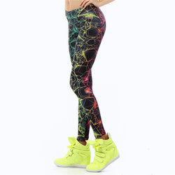 Fluoro Fitness Leggings