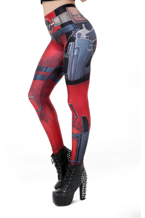 Deadpool Outfits - Hello Moa