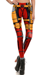 Red/Yellow Deadpool Outfit - Hello Moa