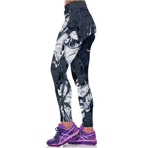 Wild Fitness Yoga Leggings