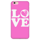 Pink - Horse Love Cell Phone Case