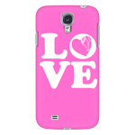 Pink - Horse Love Cell Phone Case - Hello Moa
