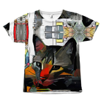 Art Cat II Tee - Hello Moa