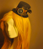 Mini Steampunk Top Hat