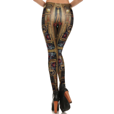 Image of Classic Steampunk Leggings