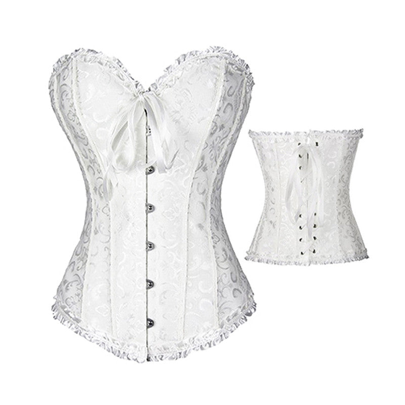 Lace Up Corset