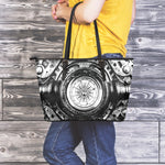 Steampunk Compass Large Tote - Hello Moa