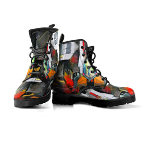 Art Cat Boots - Hello Moa