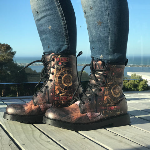 Image of Steampunk II Boots