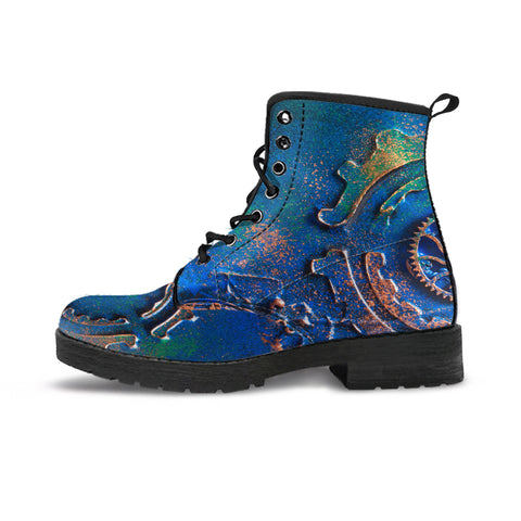 Image of Express Blue Rust Boots (Men's)
