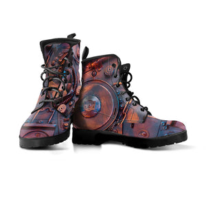 Express Copper Circuit Boots (Women's) - Hello Moa