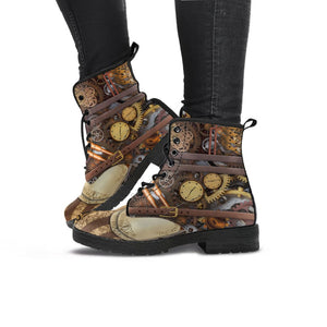 Express Steampunk III Boots (Men's) - Hello Moa
