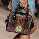 Hidden Steampuink Clock Handbag - Hello Moa