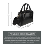 Modern Cat Shoulder Handbag - Hello Moa