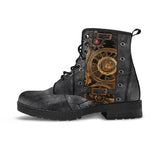 Express Black Steampunk II Boots (Women's)
