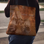 Steampunk Binocular Cloth Tote Bag - Hello Moa