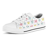 Cats & Birds Lo Top Shoes