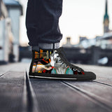 Cat Art IV Canvas Shoes (Women's)