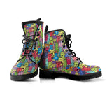 Cartoon Cat Boots (Women's)