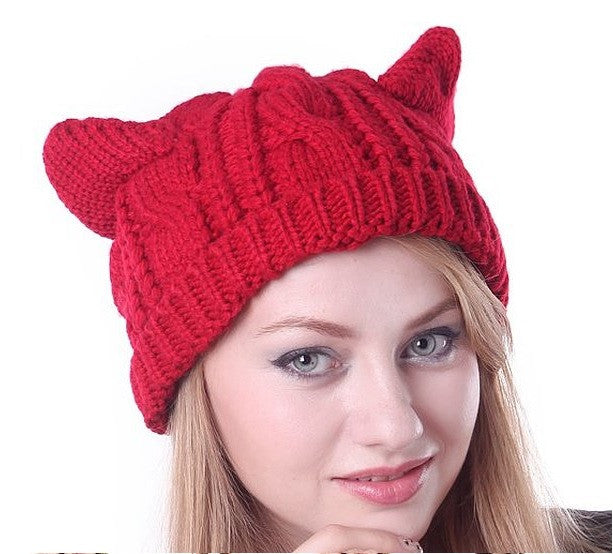 Cat Ears Hat - Hello Moa
